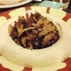 Hummus Shawarma Beef