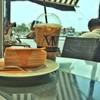 Thai Tea Crepe Cake