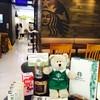 หมีบารีสต้าฮ่องกงได้ปฏิทินฟรี @ Starbucks Platinum Pratunam Basement