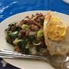 ติดใจมากกก กระเพราหมูตุ๋นไข่ดาว อร่อยที่สุดในโคราช ข้าวหอมมะลิอย่างดี หมูละลาย
