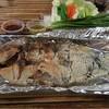 พิสมัยปลาเผา ตลาดน้ำคลองลัดมะยม