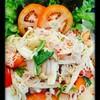 #จานอร่อยเพื่อสุขภาพ ยำเห็ดสามสหาย
