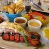 Lobster สดมาก เนื้อเด้งกรอบ จิ้มกับซอส 2 สไตล์