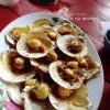 หอยสดรสชาดดี อร่อยมาก