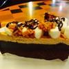 S'mores' Brownie Pudding Cake 125.- @ Starbucks Emporium Tower