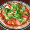 Mozzarella & Rocket Salad Pizza