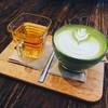 หอมมาก เสิร์ฟคู่มากับน้ำชาแก้เลี่ยน ตั้ลล้าก 💕