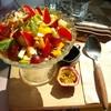 Granola Yoghurt Fruit (125 บาท)