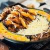 3ฮิต ซี่โครงหมูซอสเผ็ด ไก่ทอดบาบีคิว หมูหมักเกาหลี และไข่ตุ๋น