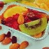 เค้กผลไม้ที่อัดแน่นด้วยผลไม้หลากหลายชนิด เน้นรสชาติเปรี้ยวอมหวาน