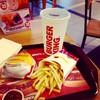 Cheese Burger Set