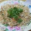 ข้าวผัดปู (จานกลาง : 80 บาท)