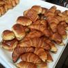 ขนมปังที่งานK Village Farmers' Market croissant / โรลไส้กรอก