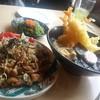 ยากิโซบะไก่ สาหร่ายเย็น ราเมงเทมปุระ