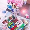มีการ์ตูนญี่ปุ่นให้อ่าน. บรรยากาศภายในร้านดีคับ