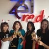 Happy Xmas with Zenred Salon in Bangkok