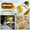 Cafe Claire Oriental Residence Bangkok