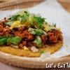 Chorizo Tacos (฿90++)