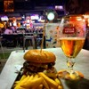 TCMB.Co Monster-size Cheeseburger & Beer