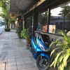 หน้าร้าน ที่ ร้านอาหาร Slow Life Café