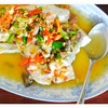 ปลาม้านึงมะนาว 150 บาท  เนื้อสดหวาน รสอร่อย
