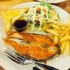 สเต็กปลาซามอน