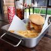 +coke +cheesy Fries (270 ฿)