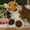 รูปร้าน Salad And Steak By Farm In Love