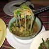 แกงผักหวานปลาย่าง