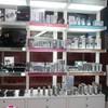 ผลิตภัณฑ์เครื่องสำอางค์ต่าง ๆ ในร้าน