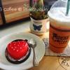 ชาไทยนมสด&เค้กสตอเบอร์รี่