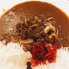 Japanese Stirred-Fried Beef Yakiniku With Curry Rice