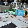 น้ำแร่มีฟองจากประเทศอิตาลีเครื่องดื่มตัวโปรดของโด้
