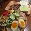 Aura Salad&steak