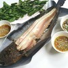 สมกับที่เป็นปลาเผาในตำนานมากค่ะ ร้านนี้ที่ 1 เลยปลาสดเนื้อหวานหอม สั่งไปฝากคนที่