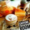 #Capuccino & #Orangecake