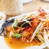 ส้มตำรสชาติกลมกล่อม ออกหวานสไตล์ตำไทย เผ็ดจัดจ้านกำลังดี