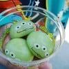 Little Green Dumplings@american Waterfront Tokyo Disneysea
