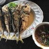 ปลาทูทอดราดน้ำปลา