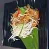 ผัดไทยกระทะเหล็ก กาญจนบุรี
