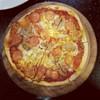 Italian Sausage Homemade Style Pizza อร่อยมากตัวนี้ หอมม แป้งบางถึงใจ ซอสมากำลัง