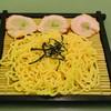 บะหมี่เย็นหมูชาชู