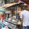 หน้าร้าน ข้าวหมกไก่ ซอยคอนแวนต์