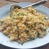 ข้าวผัดปู ( จานกลาง 130 บาท)