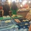 ร้านข้าวจี่ละมัยอยู่ในโซนศูนย์อาหารตลาดนัดรถไฟ เซนเตอร์พอยต์ 2003