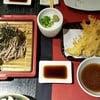 เซตเทมปุระกับโซบะเย็น