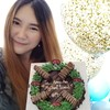 my bd cake