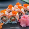 Above Roll Salmon