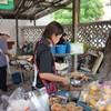 พี่สุ กล้วยปิ้ง สูตรชาววัง หน้าน้ำพุ