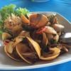 ทะเลทองซีฟู้ด จอมเทียน Lake view restaurant Pattaya floating market